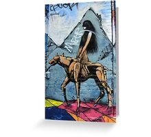 Street Art: global edition # 33 Greeting Card