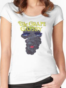 The Grape Gatsby (Alternative) Women's Fitted Scoop T-Shirt