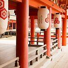 Miyajima Temple by JessicaHayley