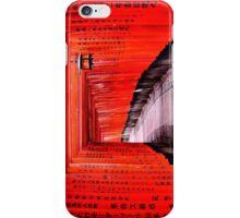 Through the Gates (Kyoto, Japan) iPhone Case/Skin