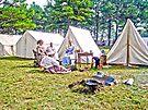 Women's Camp by FrankieCat