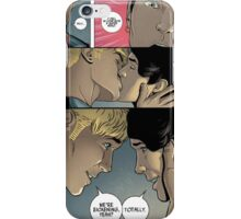 billyteddy cute boyfriends <3 iPhone Case/Skin