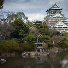 Osaka Castle Gardens by JessicaHayley