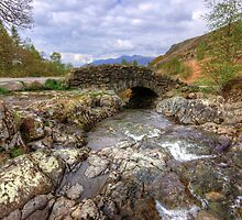 Ashness Bridge by English Landscape Prints