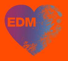 EDM Love Kids Clothes