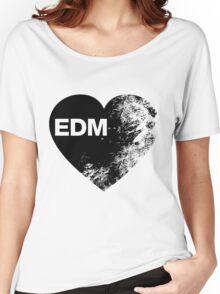 EDM Love Women's Relaxed Fit T-Shirt