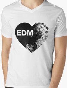 EDM Love Mens V-Neck T-Shirt