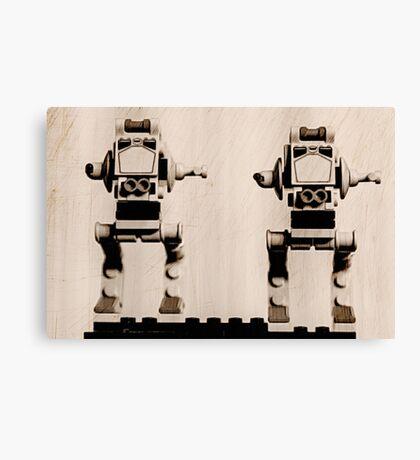 Lego AT-ST Canvas Print