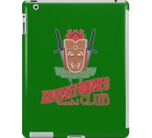 The Adventures Continue! iPad Case/Skin