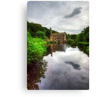 Gibsons Mill Canvas Print