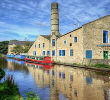 Hebden Bridge by Stephen Smith