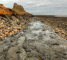 Lindisfarne Castle by Stephen Smith