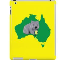Wombat iPad Case/Skin