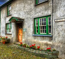 Wordsworth Street by English Landscape Prints
