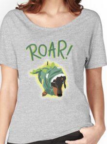 Wienersaurus Women's Relaxed Fit T-Shirt