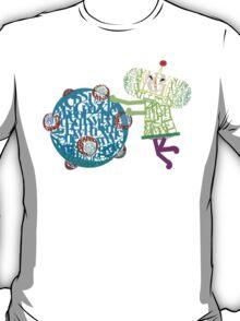 Prince Katamari Textography T-Shirt