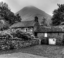Hartsop by English Landscape Prints