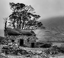 Hartsop Barn by English Landscape Prints