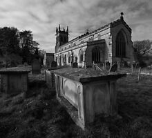St Andrews Parish Church, Aysgarth by Stephen Smith