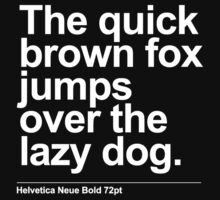Quick Brown Fox by House of  Jennifer