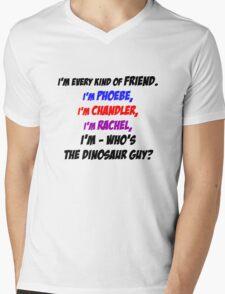 I'm every kind of friend! Mens V-Neck T-Shirt