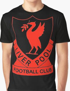Liverpool Retro Graphic T-Shirt