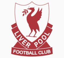 Liverpool Retro Kids Tee