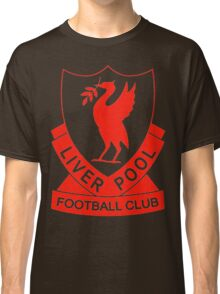 Liverpool Retro Classic T-Shirt