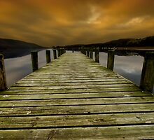 Coniston by English Landscape Prints