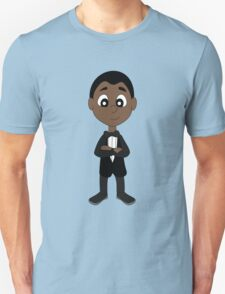 High society kid cartoon T-Shirt