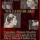 WILLIAM  BLAKE  by Andre  Furlan