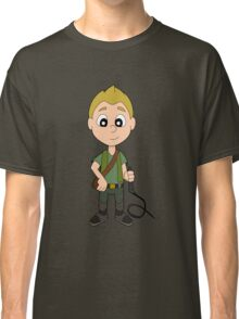 Adventure kid cartoon Classic T-Shirt