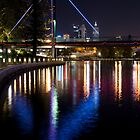 Claisebrook Cove, East Perth by mattsibum