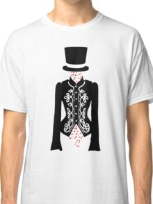 red rose ghost Classic T-Shirt