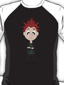 Punk boy cartoon T-Shirt