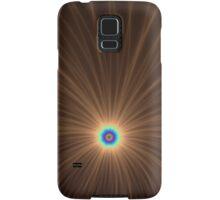 Chocolate Color Explosion Samsung Galaxy Case/Skin