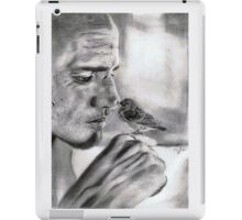 zen ... pencil iPad Case/Skin