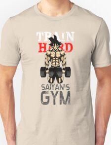 SAIYAN'S GYM CARTOON Unisex T-Shirt