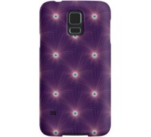 Color Explosion in Purple Samsung Galaxy Case/Skin