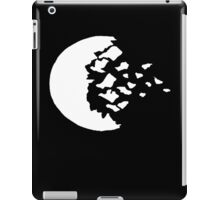 rwby fractured moon white  iPad Case/Skin