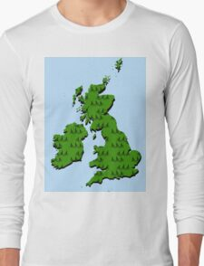Cycling in Britain T-Shirt