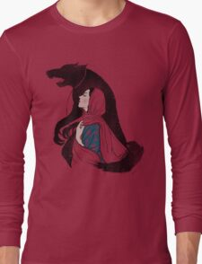 Taming of the wolf Long Sleeve T-Shirt
