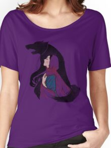 Taming of the wolf Women's Relaxed Fit T-Shirt