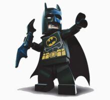 Lego Batman-T by amyg213