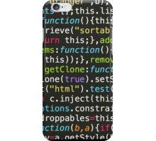 Monokai Minified iPhone Case/Skin