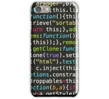 Monokai Minified iPhone Case/Skin