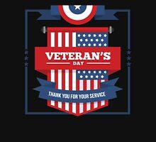 US Veterans Day Unisex T-Shirt