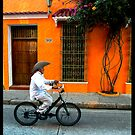 Cartagena, Colombia by Miguel De Freitas