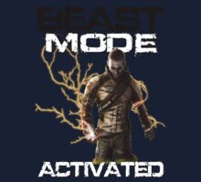 Beast Mode - InfamousPrototype by Cemre61