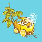 Lemon Car by Budi Satria Kwan